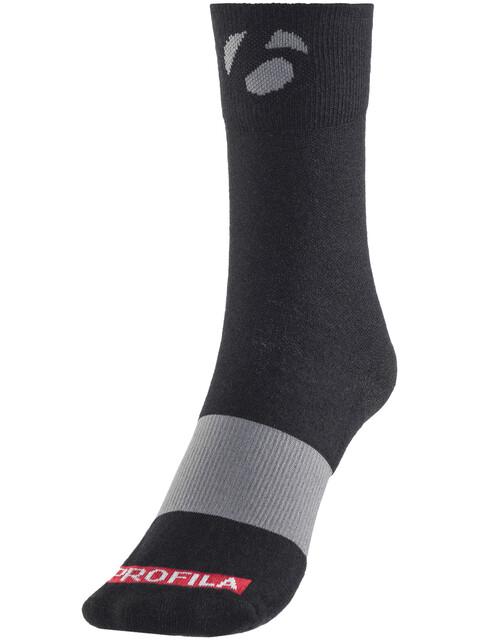 "Bontrager Race 5"" Thermal Wool Socks Unisex Black"